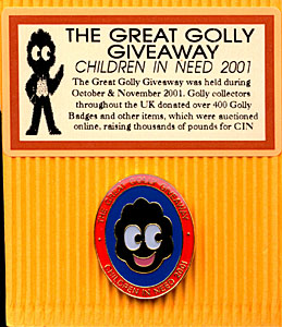 Great Golly Giveaway Presentation Card