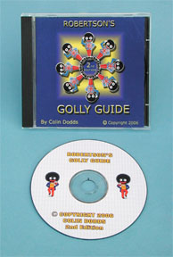 The Robertsons Golly Guide by Colin Dodds
