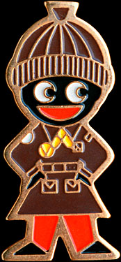 Brownie 1980s (with Brown Patches)