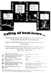 Calling all book-lovers (Photo Copy Only)